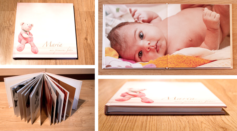 regalo para bebes, recien nacido, album digital infantil, fotografo infantil