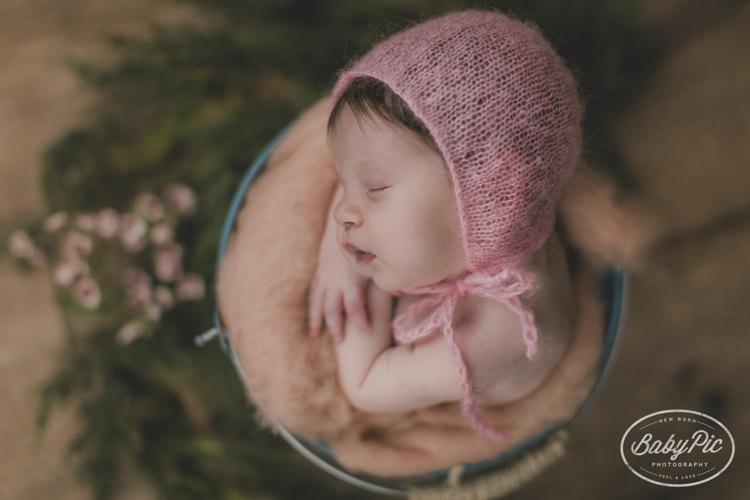 Reportaje recién nacido